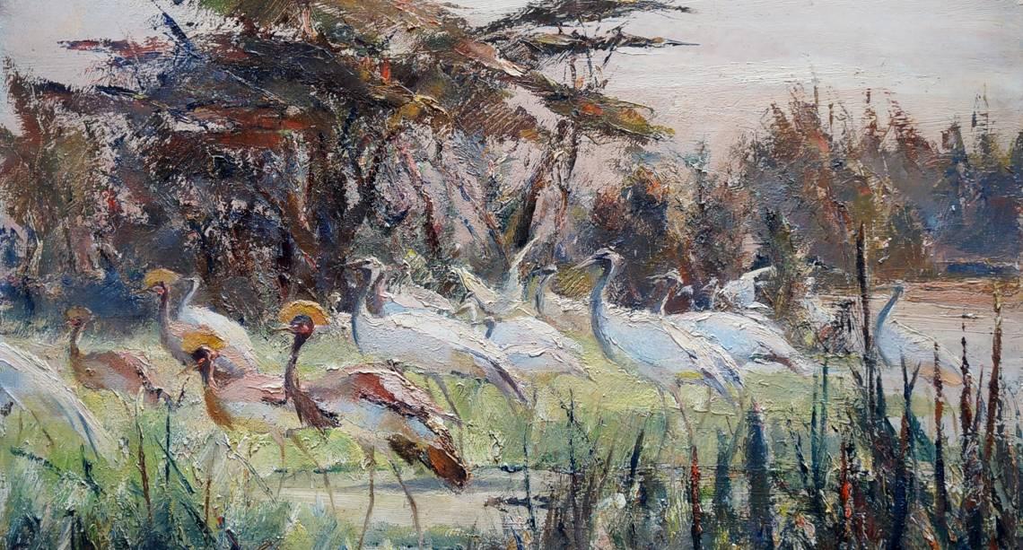 ARKAZIA Kunst und Auktionen - Ölgemälde des Impressionismus