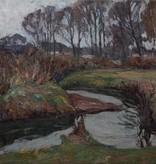 Otto Ackermann (1872 - 1953) » Öl-Gemälde Impressionismus Düsseldorfer Malerschule