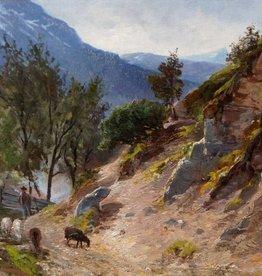 Ludwig Gustav Voltz (1825 - 1911)