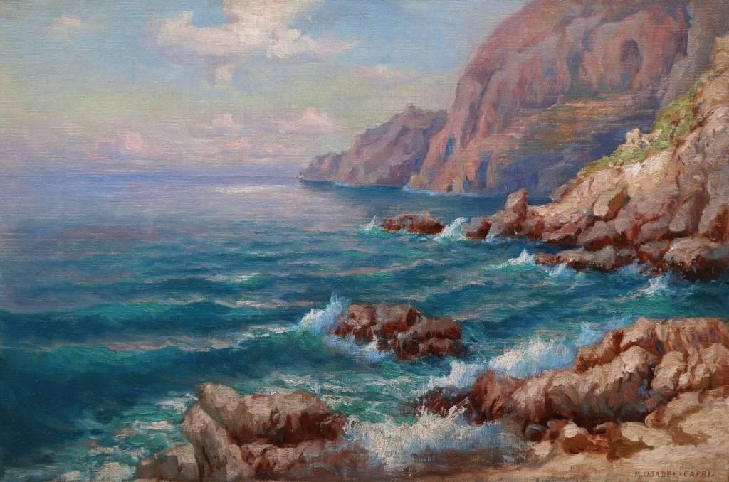 Max Usadel (1880 - 1952)