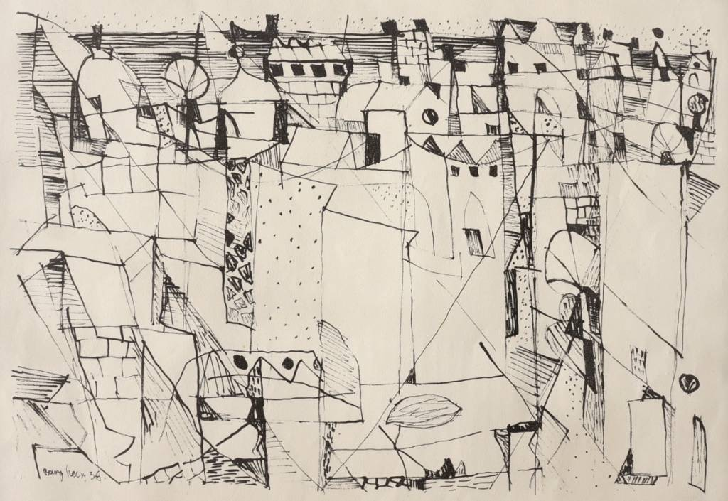 Eduard Bargheer (1901 - 1979)