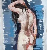 Maler des 20. Jahrhunderts » Öl-Gemälde Moderne Aktmalerei
