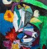 Maler des 20. Jahrhunderts » Öl-Gemälde Informel abstrakte Malerei