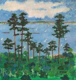 Maler des 20. Jahrhunderts » Öl-Gemälde Expressionismus Moderne Landschaft