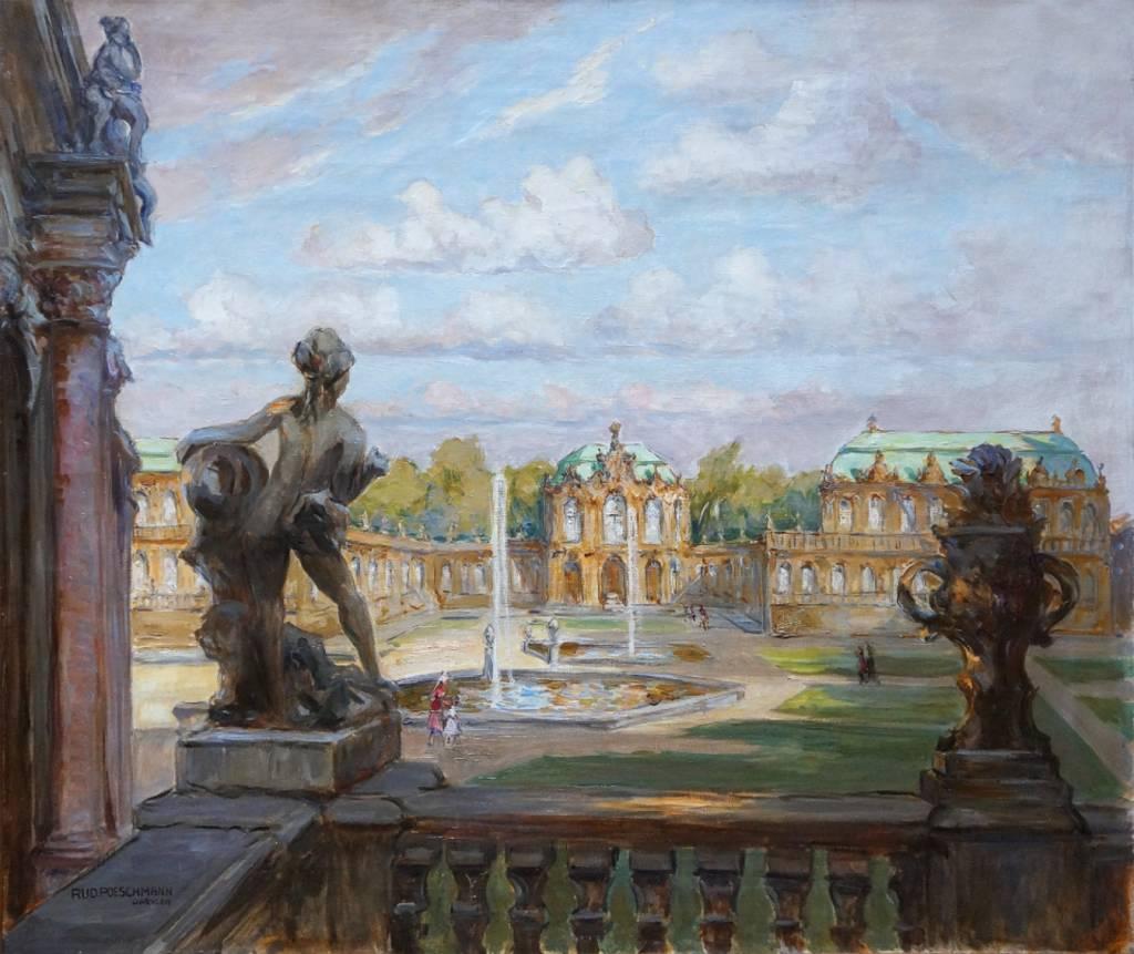 Rudolf Poeschmann (1878 - 1954)