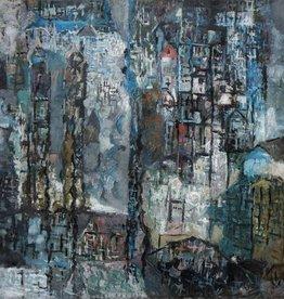 Josef Kroha (*1929) » Öl-Gemälde Moderne