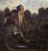 Bernhard Templin (1894 - 1971) » Öl-Gemälde Neue Sachlichkeit