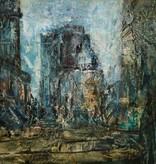 Kurt Bentz (*1922) » Öl-Gemälde Klassische Moderne