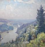 Hans Licht (1876 - 1935) » Öl-Gemälde Impressionismus Landschaft