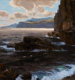 Erich Mercker (1891 - 1872) » Öl-Gemälde Impressionismus Meer