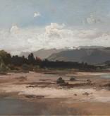 Fritz Halberg-Krauss (1874 - 1951) » Öl-Gemälde Impressionismus Münchner Malerschule