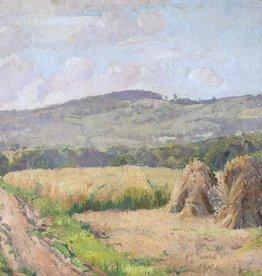 Carl Stolz (1894 - 1978) » Ölgemälde Impressionismus