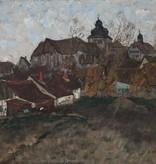 Erich Nikutowski  (1872 - 1921) » Ölgemälde Düsseldorfer Malerschule