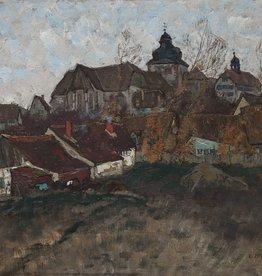 Erich Nikutowski  (1872 - 1921) » Öl-Gemälde Düsseldorfer Malerschule