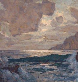 Robert Franz Curry (1872 - 1955) » Öl-Gemälde Impressionismus