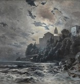 Künstler um 1900 » Öl-Gemälde Impressionismus Landschaft