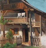 Maler/in des 19. Jahrhunderts » Öl-Gemälde Realismus Biedermeier