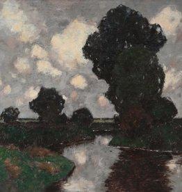 Carl Küstner (1861 - 1934) » Öl-Gemälde Landschaft