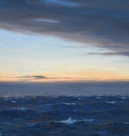 Christopher Rave (1881 - 1933) » Öl-Gemälde Naturalismus Meer norddeutsche Marinemalerei