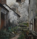 Maler des 19. Jahrhunderts » Öl-Gemälde Realismus Münchner Malerschule
