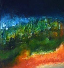 Maler des 20. Jahrhunderts » Öl-Gemälde Moderne Abstrakte Malerei