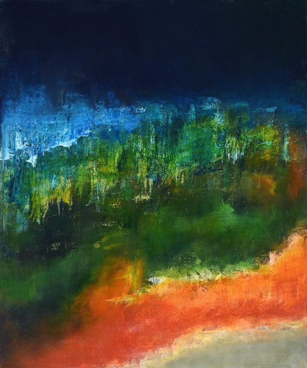 Maler des 20. Jahrhunderts » Gemälde Moderne Abstrakte Malerei