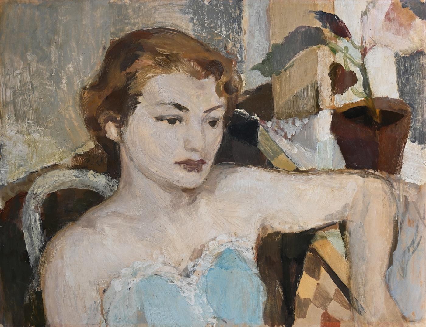 Maler des 20. Jahrhunderts » Öl-Gemälde Avantgarde École Matisse Paris