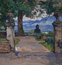 Maler/in des frühen 20. Jahrhunderts » Öl-Gemälde Impressionismus süddeutsche Malerei