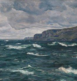 Georg Hacker (1863 - 1945) » Öl-Gemälde Impressionismus Meer Düsseldorfer Malerschule