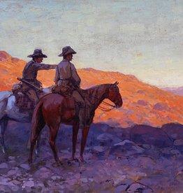 Rudolf Hellgrewe (1860 - 1935) » Öl-Gemälde Orientalismus Wüste Landschaft Berliner Maler