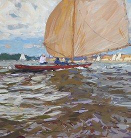 August Eiebakke (1867 - 1938) » Gemälde Impressionismus