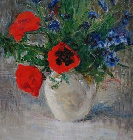 Maler des 19. Jahrhunderts  » Öl-Gemälde Impressionismus Blumen Stillleben Berliner Sezession