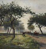 Gustav von Bechtolsheim (1842 - 1924) » Öl-Gemälde Münchner Malerschule