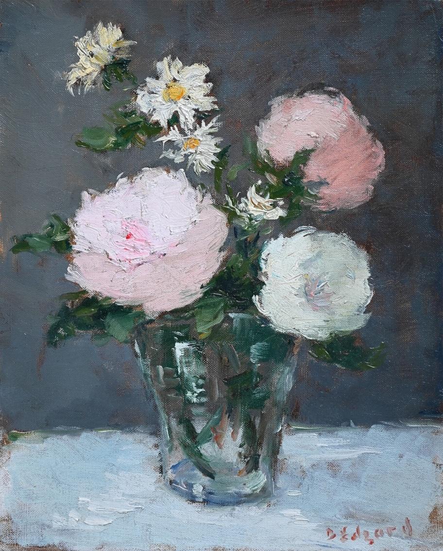 Dietz Edzard (1893 - 1963) » Öl-Gemälde Stillleben Spätimpressionismus Frankreich