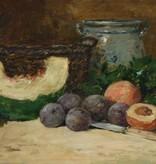 Gerhard Arnold (*1938) » Öl-Gemälde Impressionismus Stillleben