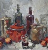 Conrad Schierenberg (*1837) » Öl-Gemälde Moderne Stillleben