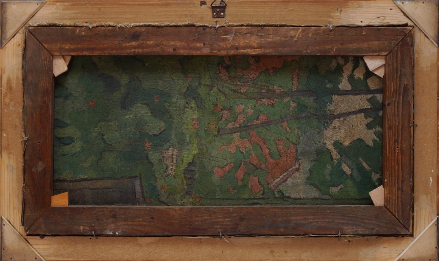 Arnold Faber (1879 - 1934) » Öl-Gemälde Postimpressionismus Münchner Sezession