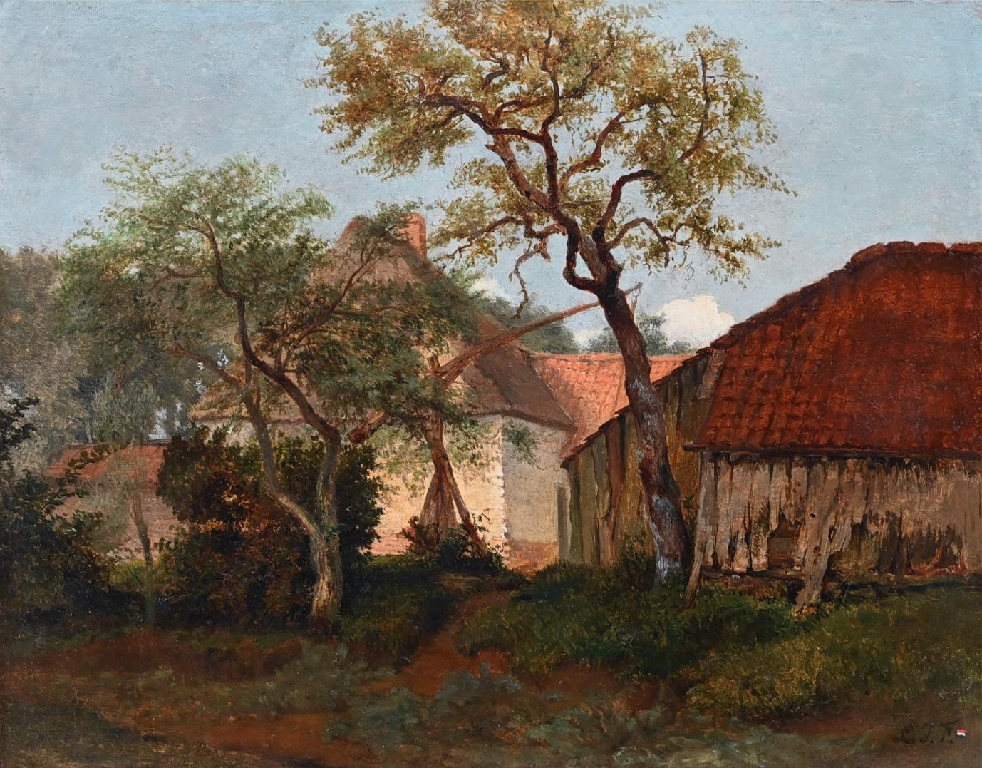 Maler des 19. Jahrhunderts  » Öl-Gemälde Spätromantik Realismus
