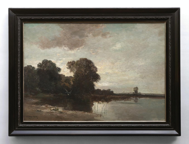 Fritz Halberg-Krauss (1874 - 1951) » Öl-Gemälde Impressionismus Münchner Malerschule süddeutsche Malerei
