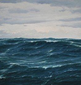 Waldemar Schlichting (1896 - 1970) » Öl-Gemälde Meer Berliner Maler norddeutsche Marinemalerei