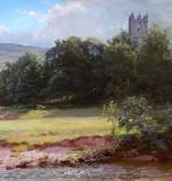 W. Pratt (Maler des 19. Jahrhunderts) » Öl-Gemälde Realismus Landschaft englische Schule