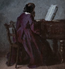 Maler des 19. Jahrhunderts » Öl-Gemälde Biedermeier Realismus Genre