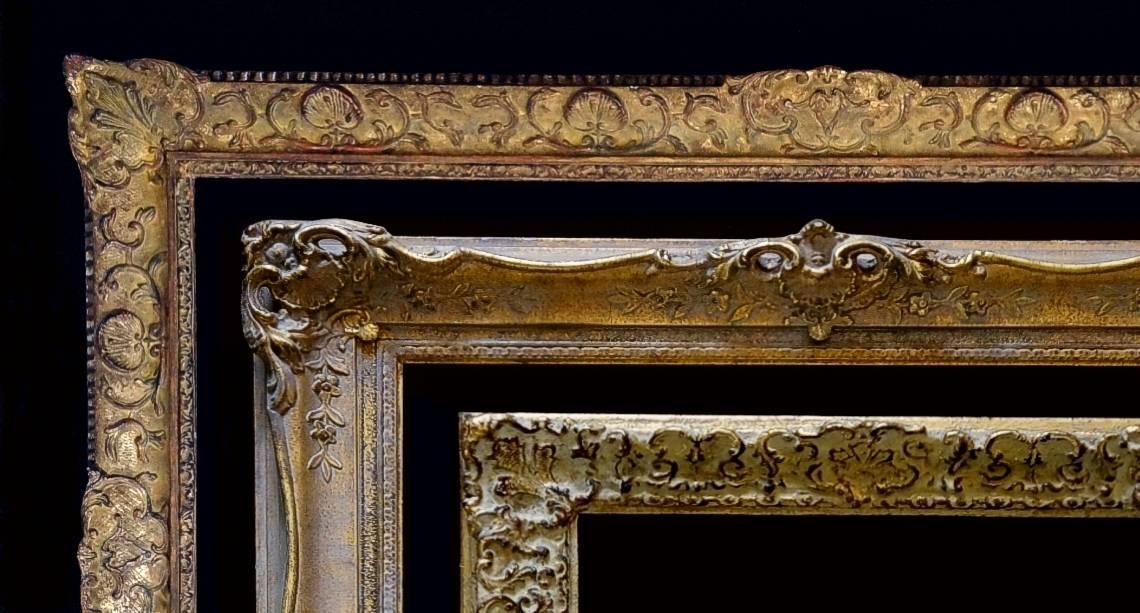 ARKAZIA Kunst und Auktionen - historische Bilderrahmen und Barockrahmen