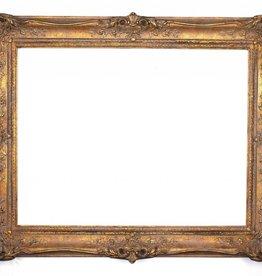 Gemälderahmen Barock Stil-Louis XV.