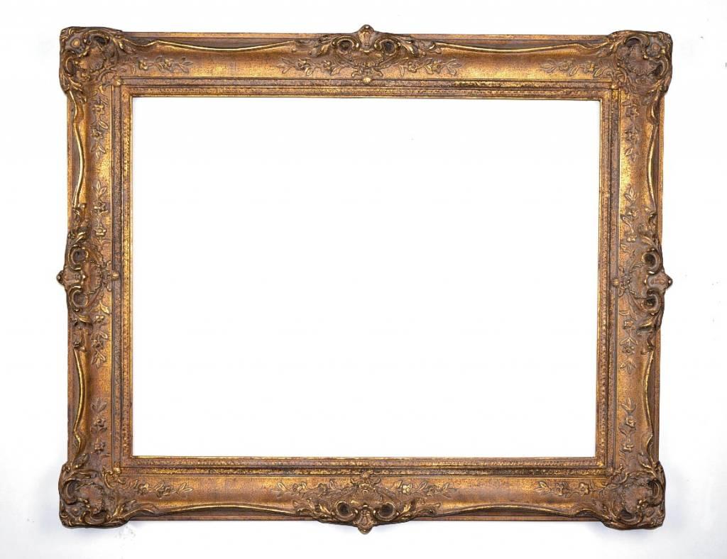 Gemälderahmen Barock-Stil Louis XV.