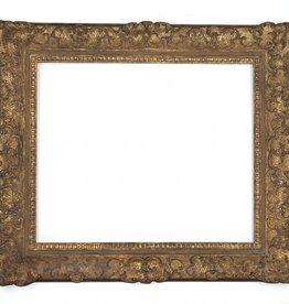 Gemälderahmen Historismus Régence Stil