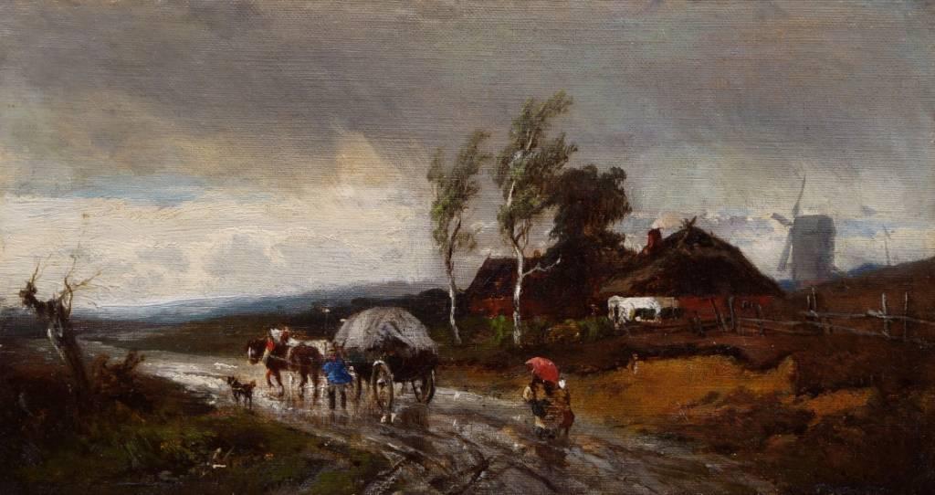 Heinrich Hiller (1846 - 1912)
