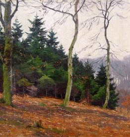 Alfred Rasenberger (1885 - 1948) » Öl-Gemälde Impressionismus Düsseldorfer Malerschule