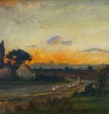 Maler des 19. Jahrhunderts » Öl-Gemälde Realismus Impressionismus Frankreich École Barbizon