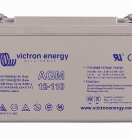 Victron Energy 12 Volt Deep Cycle AGM Batterie
